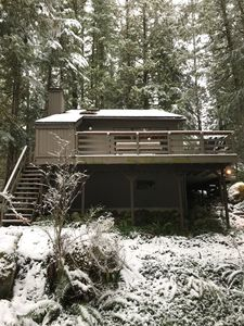 Photo for Cozy Mt Baker SnowLine Cabin