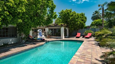 Photo for New Listing! Incredible deal!! 3+2  Enchanting Oasis in south Palm Desert