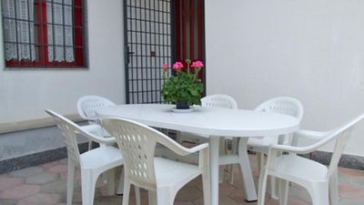 Photo for Holiday apartment Alliste for 4 - 7 persons with 2 bedrooms - Holiday house