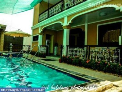 Photo for V Alelie Private Pool Resort in Pansol
