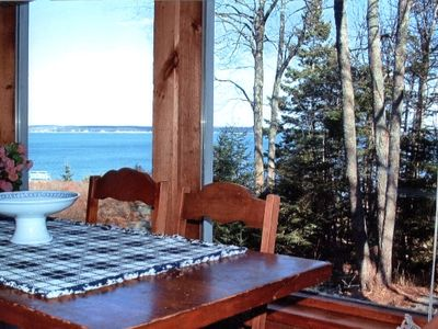 Photo for Bold Waterfront Cottage Near Reid State Park