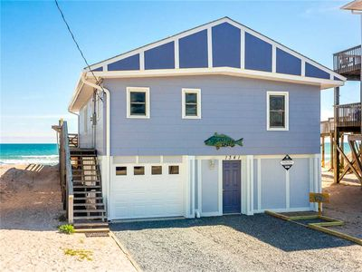 Photo for MAMAW'S SPOT: 3 BR / 2 BA oceanfront in Topsail Beach, Sleeps 6
