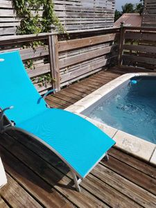 Photo for 1BR House Vacation Rental in Le Moule