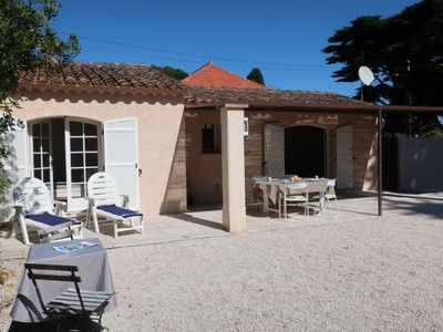 Photo for Apartment Le Pilon in Saint-Tropez - 4 persons, 1 bedrooms