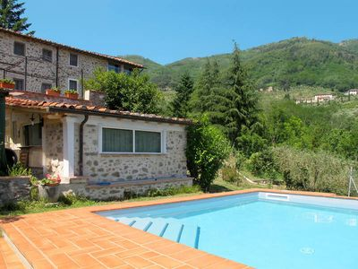 Photo for Vacation home Fellino 2  in Matraia, Pisa - Lucca surroundings - 5 persons, 3 bedrooms