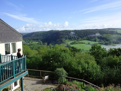 Photo for BEAUTIFUL CHARACTER COTTAGE WITH STUNNING VIEWS - CALSTOCK, CORNWALL - SLEEPS 6