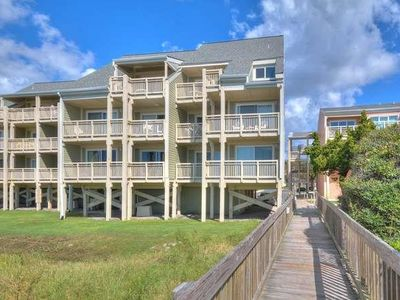 Photo for Oak Island Beach Villa 713