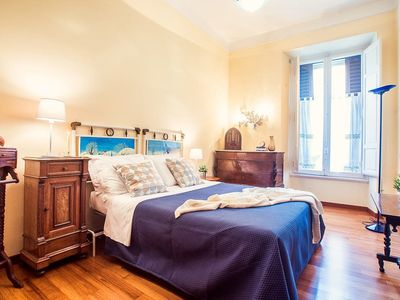 Photo for Elegant and central flat near Via Nazionale