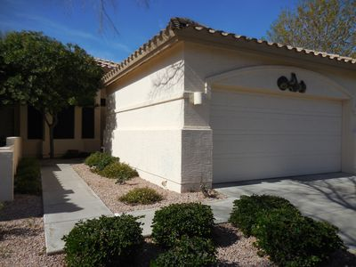 Photo for Beautiful, Fully Furnished Villa in Sun Lakes, AZ