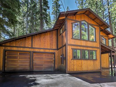 Photo for All-Season Truckee Cabin by Tahoe Donner Ski Area!