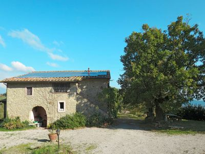 Photo for Vacation home Podere Addobbo (ROC350) in Roccastrada - 10 persons, 4 bedrooms