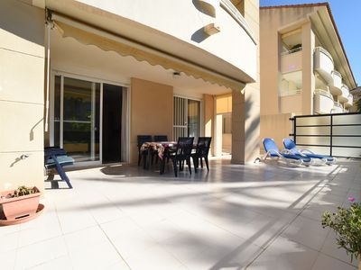 Photo for Javea Golden Beach 1 Apartment with 120m2 terrace, one level, Arenal