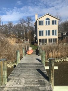 Photo for New Listing USNA Commissioning Week Rental - Waterfront Home