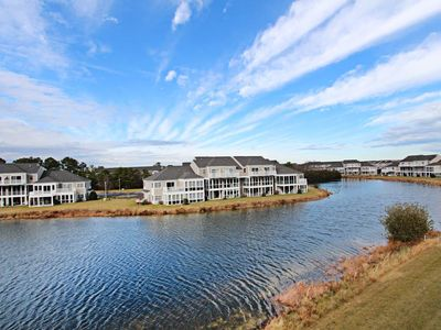 Photo for BV120: MINI-WEEKS! 3BR Lakefront TH at Bayville Shores - Pool, Tennis & More...