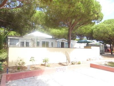 Photo for Exceptional Holiday Home on the popular Camping Cabopino Park,