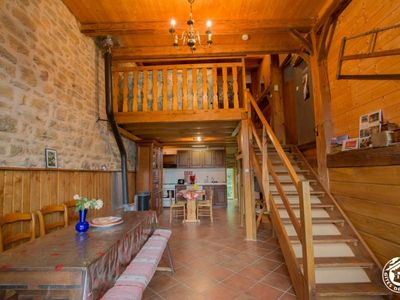 Photo for Gite Nivollet-Montgriffon, 4 bedrooms, 9 persons