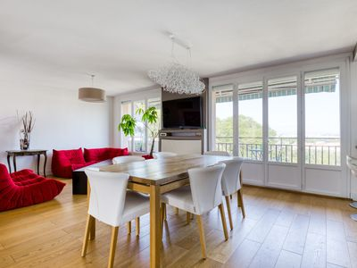 Photo for Apartment overlooking Lyon