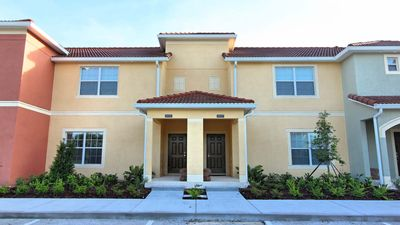Photo for Book Mickeys Dream Castle - a 4 bed town home in Paradise Palms close to Disney!