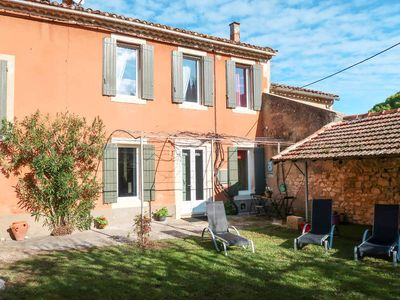 Photo for Vacation home Bastide du 19ème  in Frankreich, Luberon and surroundings - 4 persons, 2 bedrooms