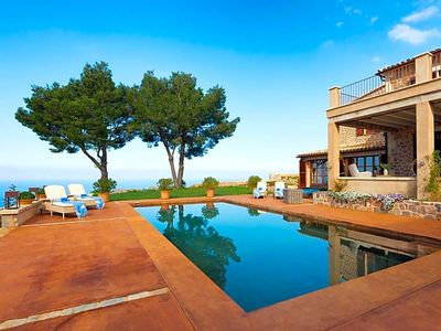 Photo for 4BR Villa Vacation Rental in Deià, Illes Balears