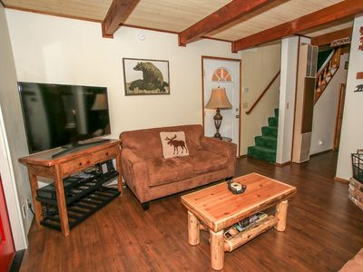 Photo for *BEAR PAUSE~SUGARLOAF ALPINE ESCAPE CHALET~Minutes To All~