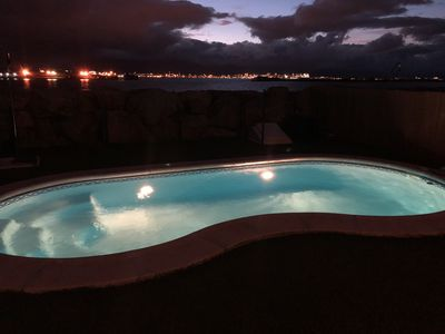 Photo for NEW FOR 2020 - Large Luxury House with heated outdoor pool and amazing views