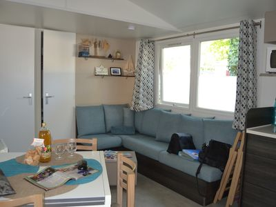Photo for Mobile home 4 * near the sea