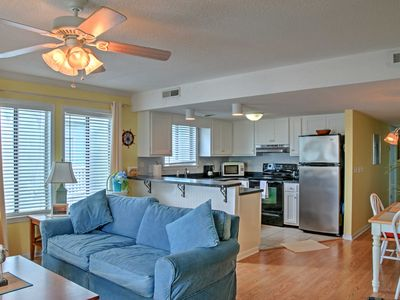 Photo for Carolina Beach Condo w/Pool Access -Steps to Shore