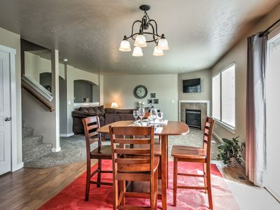 Photo for Pet-Friendly Boise Home w/Extended Stays Available