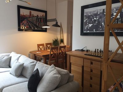 Photo for Immaculate flat in the heart of Glasgow