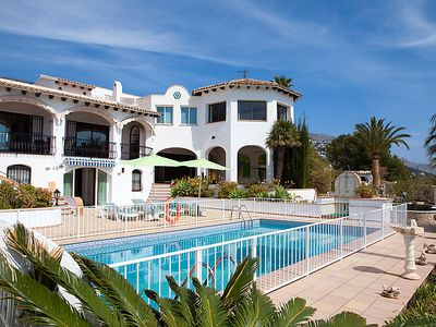 Photo for Vacation home Fanny in Altea - 12 persons, 5 bedrooms