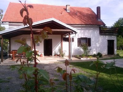 Photo for Two bedroom apartment with air-conditioning Smoljanac (Plitvice)