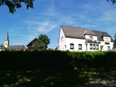 Photo for Beautiful house directly on the Mosel with large fenced garden and parking spaces