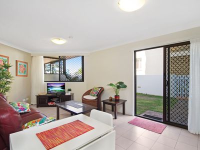 Photo for Bayview Apartments Unit GA - Ground floor beachfront unit with private courtyard