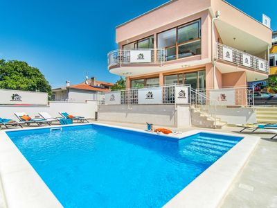 Photo for Paula Villa - Brand New 3 Bedroom Villa with Private Pool, only 200 m from the Beach ! - Free WiFi