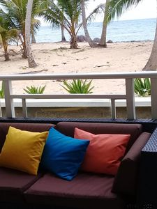 Luxury  Ocean Front Condo, Quiet Private Beach, Free WiFi