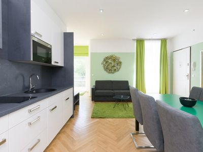 Photo for Apartment Pezzl Green