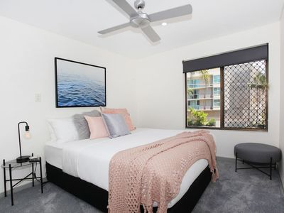 Photo for Jay Jays - Fun, family friendly Mooloolaba beachside unit with milkshake station