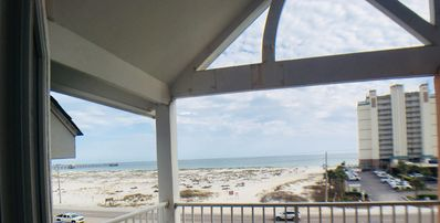 Photo for Top rated HomeAway Condo with Clear Beach view..