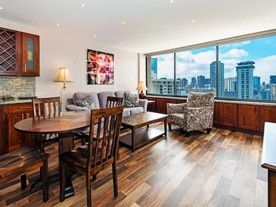 Photo for Comfort and style: Waikiki 2BD / 2BA condo