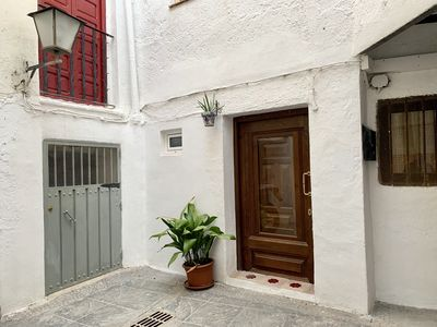 Photo for Spectacular typical Alpujarreña house in Lanjarón