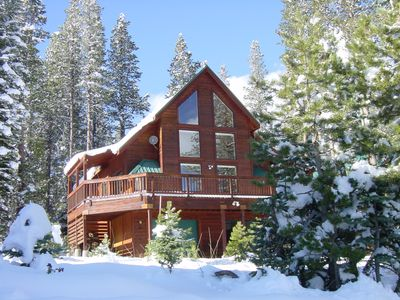 Photo for 'Summit Home' Large Sunny Home, Steps to Hiking & Skiing! Pets Okay