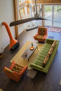 Photo for Fabulous Funky Refurbished 70's Retro Lakefront Home -