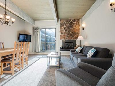 Photo for CB315 by Mountain Resorts: Updated Condo ~ Access to hiking Trail ~ OUTDOOR POOL