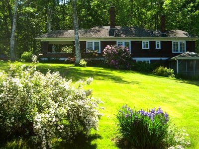 Photo for Arts & Crafts Cottage in picturesque Bayside, Maine