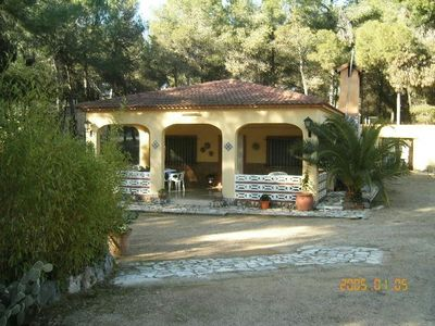 Photo for Spanish villa with private swimming pool