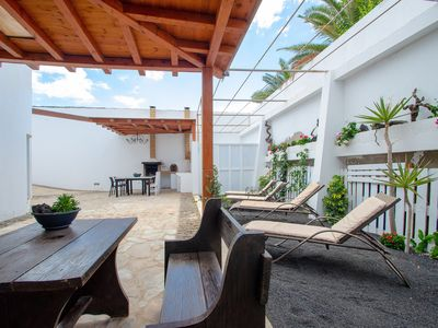 Photo for Two large and welcoming apartments w/ shared terrace - close to beach & shops!