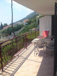 Photo for Apartment More  A2 Istok (2+2)  - Pisak, Riviera Omis, Croatia