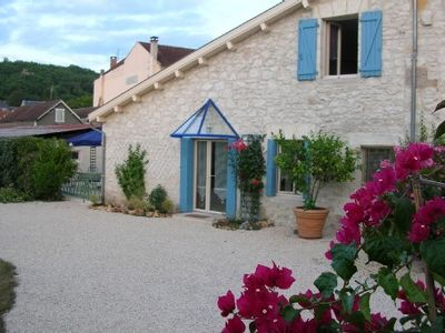 Photo for Maisonette for 2 people with large private terrace and parking.