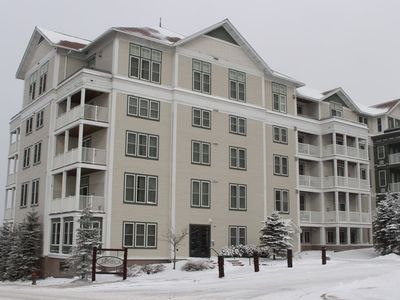 Photo for The Seneca 209/211- Hot Tub, Sleeps 17 in Snowshoe Village!
